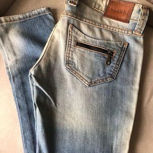 Authentic Frankie B jeans size 26